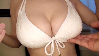 Hカップ美巨乳の美人プログラマーをプールでナンパしてセックスしちゃった画像 6