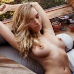 オーストラリアモデル Anthea Page(アンシア・ペイジ) セクシーヌード画像