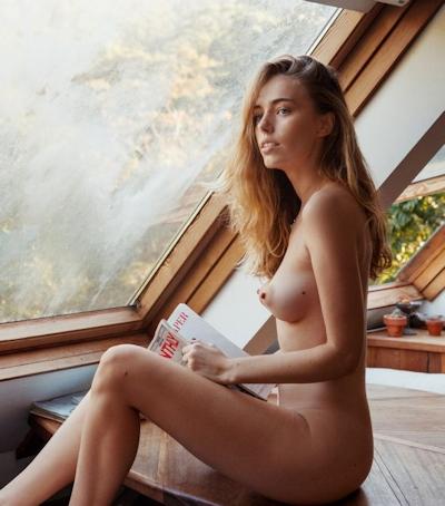 Anthea Page(アンシア・ペイジ) ヌード画像 3