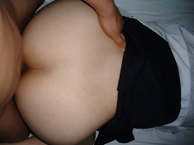 黒髪美少女のハメ撮り画像 8