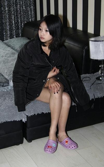 中国美少女モデル 蔻蔻(KouKou) セクシーヌード画像 1