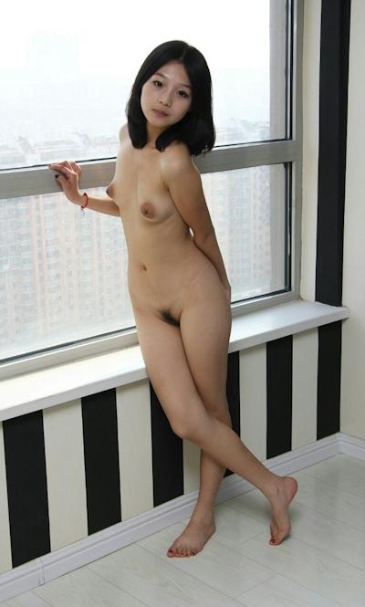 中国美少女モデル 蔻蔻(KouKou) セクシーヌード画像 3