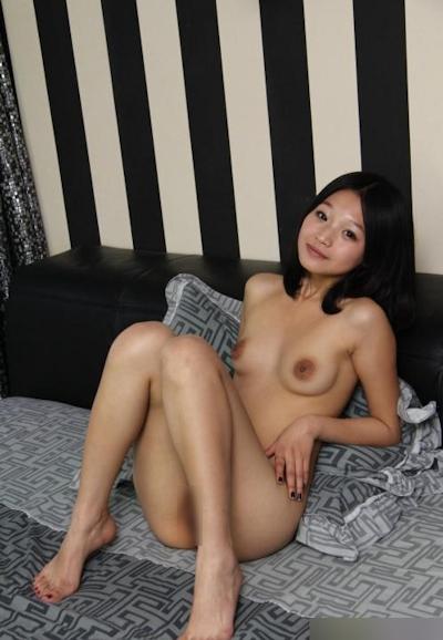 中国美少女モデル 蔻蔻(KouKou) セクシーヌード画像 8