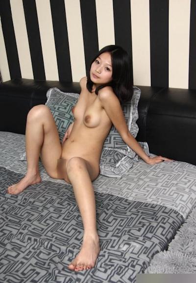 中国美少女モデル 蔻蔻(KouKou) セクシーヌード画像 9
