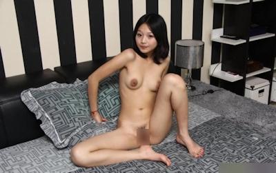 中国美少女モデル 蔻蔻(KouKou) セクシーヌード画像 12
