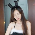 中国美女モデル 尤娜(Youna) セクシーバニー画像