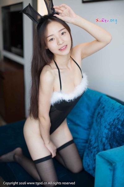 尤娜(Youna) セクシーバニー画像 15