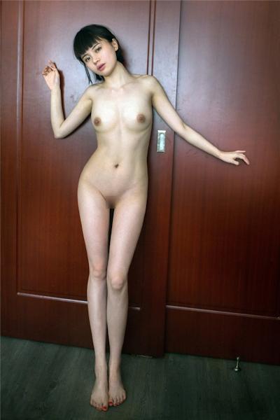 中国美女モデル 沙子(Shazi) セクシーヌード画像 4
