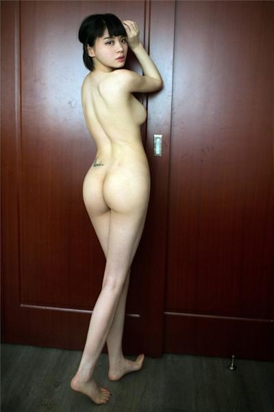 中国美女モデル 沙子(Shazi) セクシーヌード画像 5