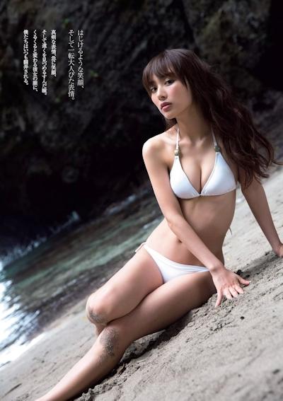 内田理央 ビキニ画像 6