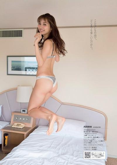 内田理央 ビキニ画像 11