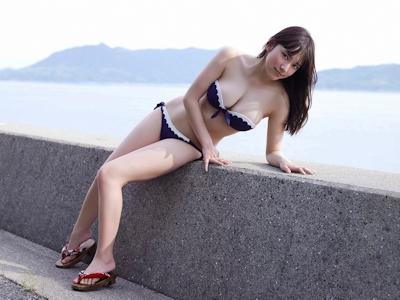 都丸紗也華 ビキニ画像 6