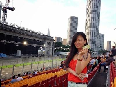 巨乳なシンガポール美少女の流出ヌード&ハメ撮り画像 1