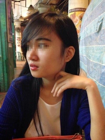 巨乳なシンガポール美少女の流出ヌード&ハメ撮り画像 2