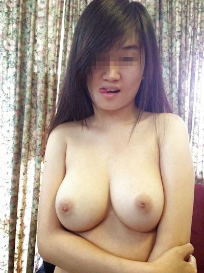 巨乳なシンガポール美少女の流出ヌード&ハメ撮り画像 16
