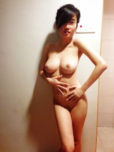巨乳なシンガポール美少女の流出ヌード&ハメ撮り画像 26