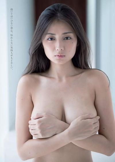片山萌美 セクシーグラビア画像 5