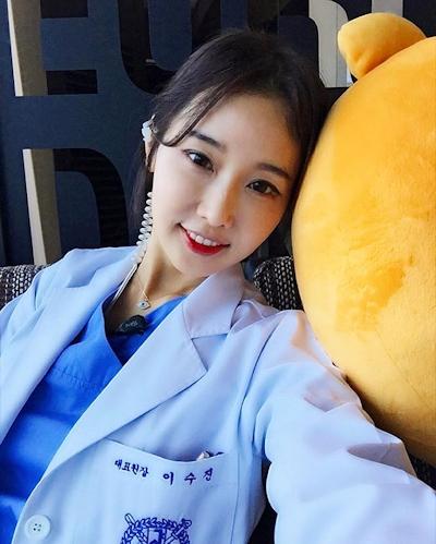 韓国の48歳美人歯科医 Lee Su Jin 7