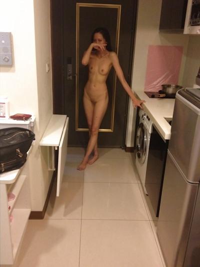 フィリピン美女の流出ヌード画像 10