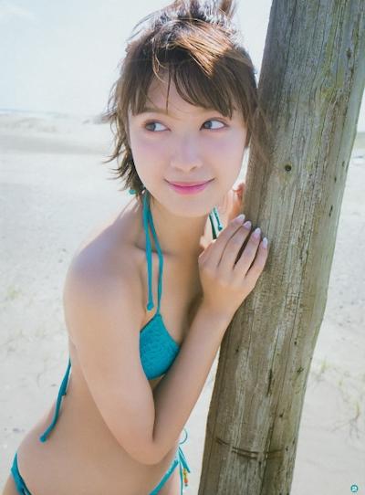 松本愛 ビキニ画像 2