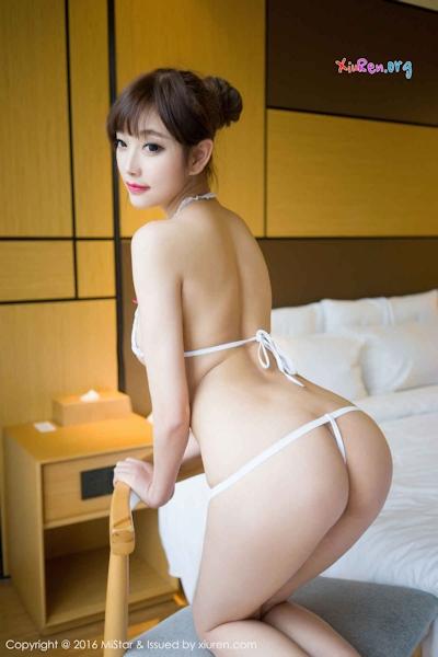 中国美女モデル sugar小甜心CC ビキニ画像 26