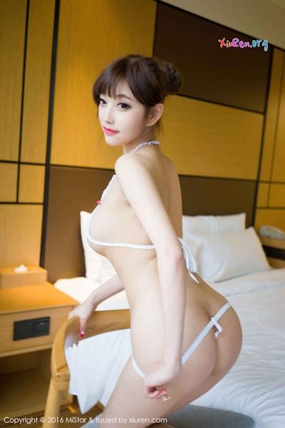 中国美女モデル sugar小甜心CC ビキニ画像 27