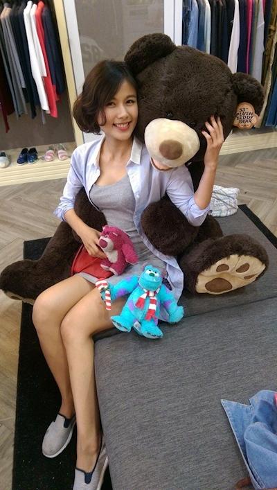 長榮航空(エバー航空)の美人CA 潘蜜拉(Pamela Fang) 14