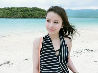 長榮航空(エバー航空)の美人CA 潘蜜拉(Pamela Fang) 19