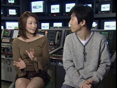 テレビに映ったセクシーシーン画像 12