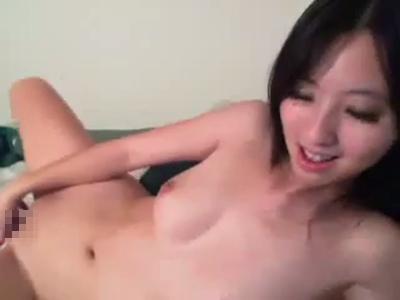 アジアン美女のオナニー 6