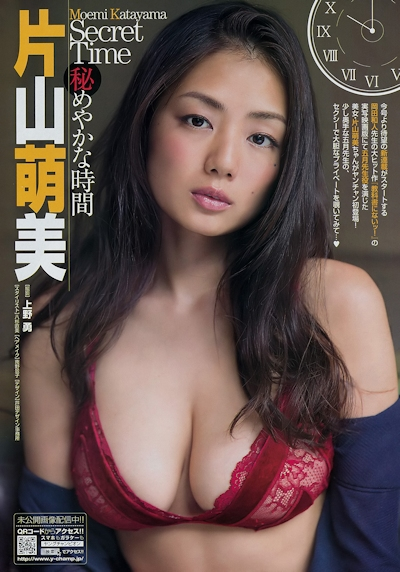 片山萌美 セクシーグラビア画像 2