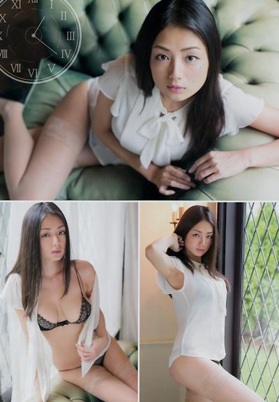 片山萌美 セクシーグラビア画像 4