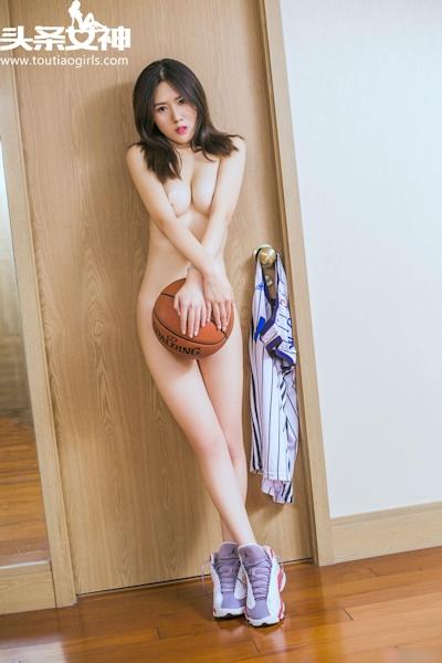 バスケットボール美女 セミヌード画像 24