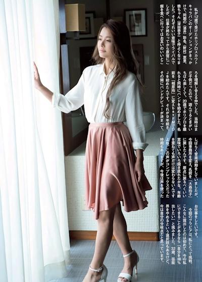 大森玲子 セクシーグラビア画像 3