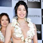 「美おっぱいコンテスト2016」 グランプリはフリーターの中岡龍子(23)に決定