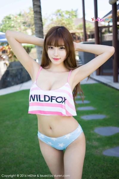 中国美女モデル sugar小甜心 セクシーグラビア画像 8