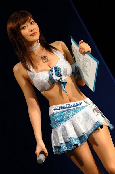 イベントコンパニオン(ショーガール)のセクシー画像 1
