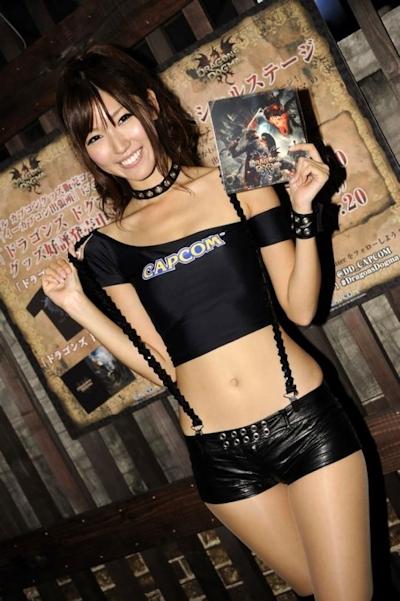 イベントコンパニオン(ショーガール)のセクシー画像 15