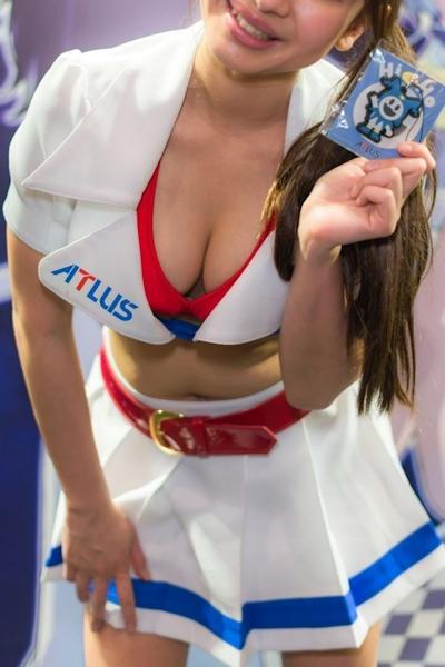 イベントコンパニオン(ショーガール)のセクシー画像 20