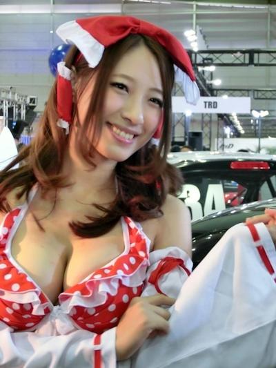 イベントコンパニオン(ショーガール)のセクシー画像 26