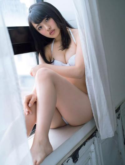 AKB48 向井地美音 ビキニ画像 11