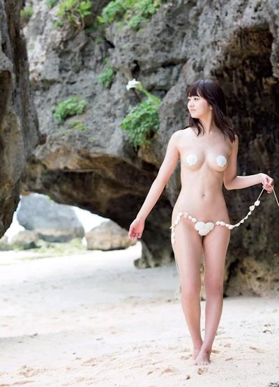 浜田翔子 セクシーグラビア画像 11
