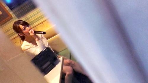 Cカップスレンダーなジャーナリストを水道橋のカラオケ店でナンパしてセックスしちゃった画像 8