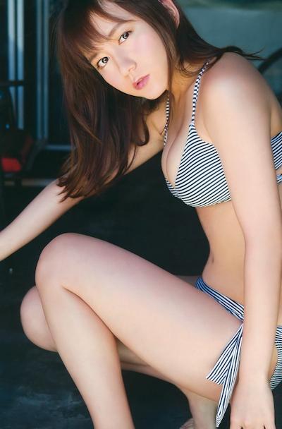 SKE48 大場美奈 ビキニ画像 4