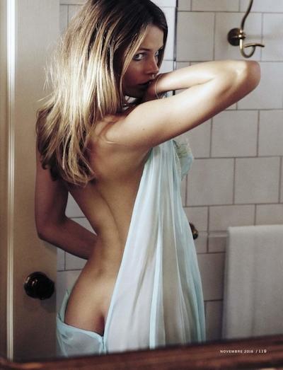 フランスモデル Camille Rowe(カミラ・ロウ) ヌードグラビア画像 2