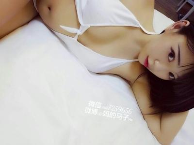 中国の美乳美少女 妈的马子m 自分撮りヌード画像 3