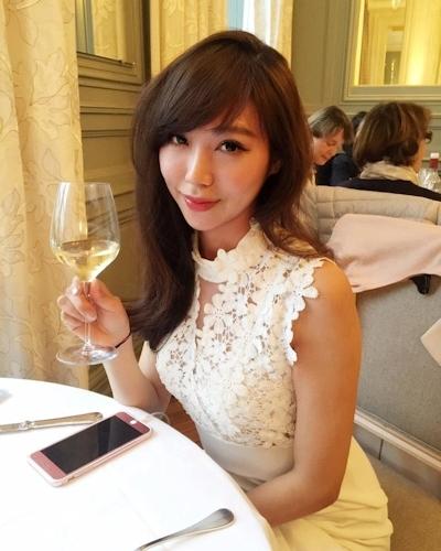 ANA全日空の台湾美人CA 張方慈(Nikki Fang-Tzu Chang) 15