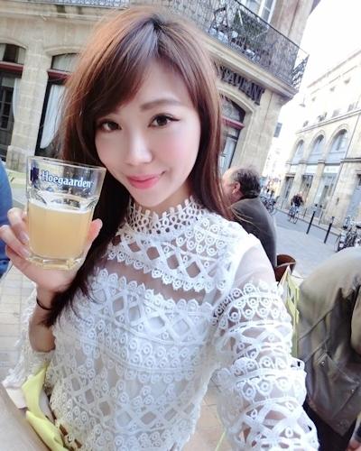 ANA全日空の台湾美人CA 張方慈(Nikki Fang-Tzu Chang) 16
