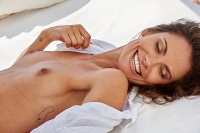 ドイツモデル Simone Voss(シモーネ・ボス) Playboyのヌード画像 2