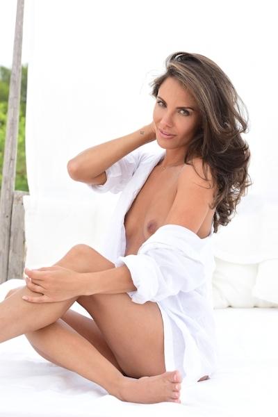 ドイツモデル Simone Voss(シモーネ・ボス) Playboyのヌード画像 4
